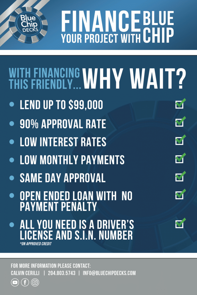 Financing Page